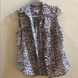 Talbots size Small P blouse
